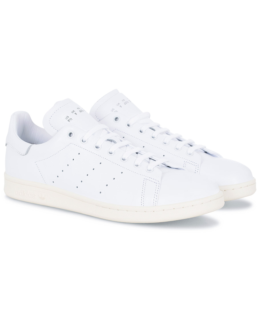 adidas Originals Stan Smith Recon Leather Sneaker White hos