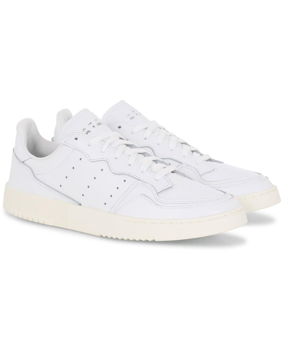 adidas Originals Supercourt Sneaker White hos CareOfCarl.no