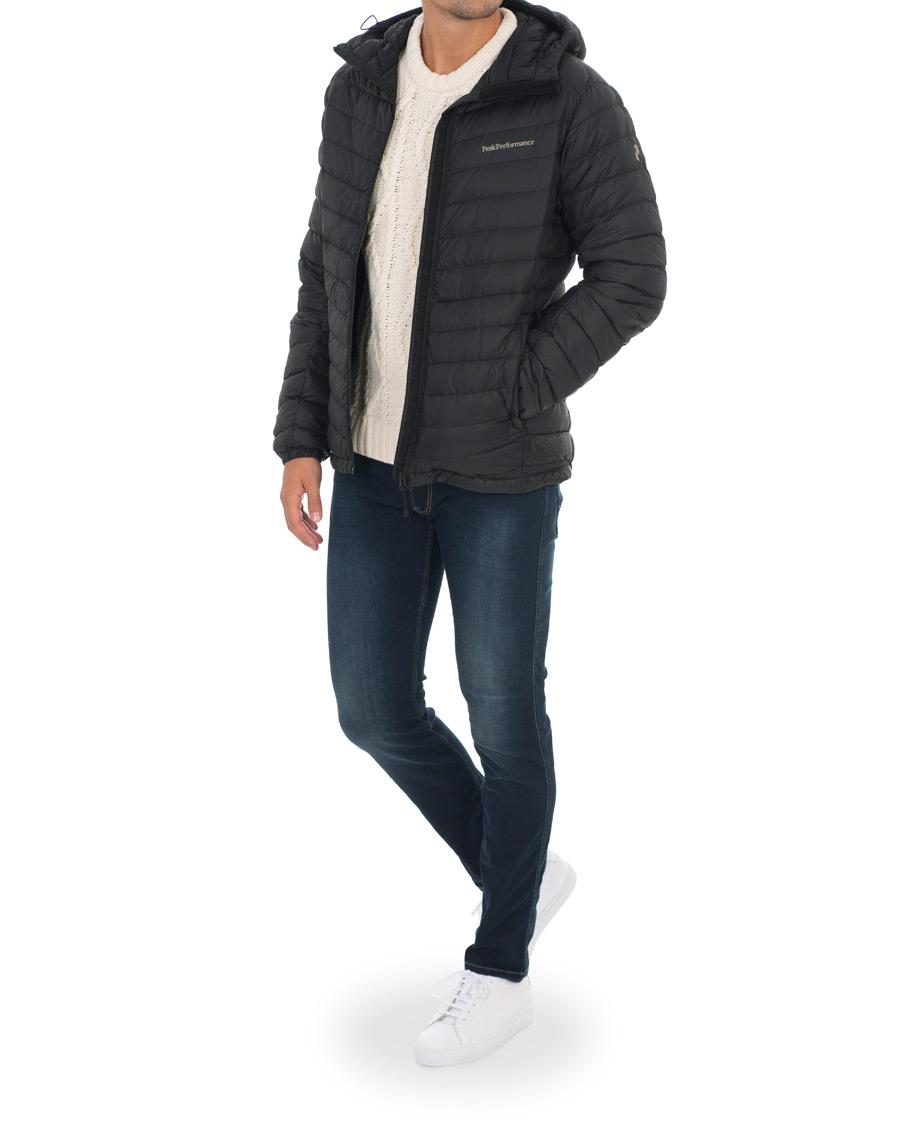 köpa billigt låga priser söt Peak Performance Frost Down Jacket Artwork Black