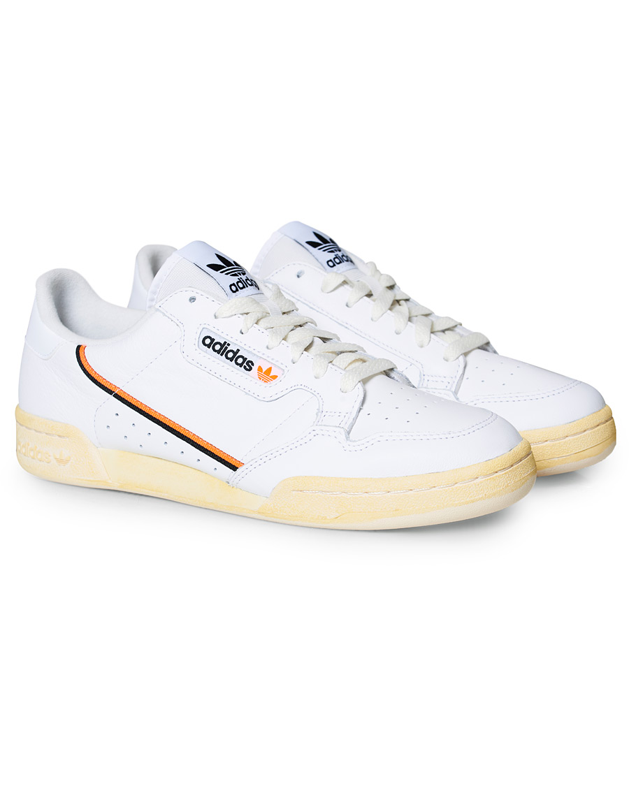 adidas Originals Continental 80 Sneaker White UK7 EU40 23