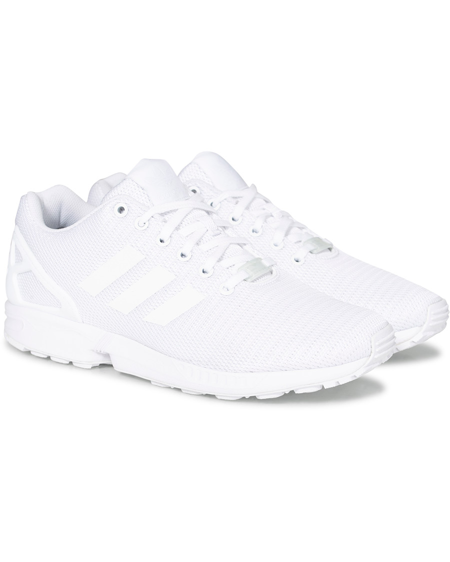 adidas Originals ZX Flux Sneaker White UK6,5 EU40