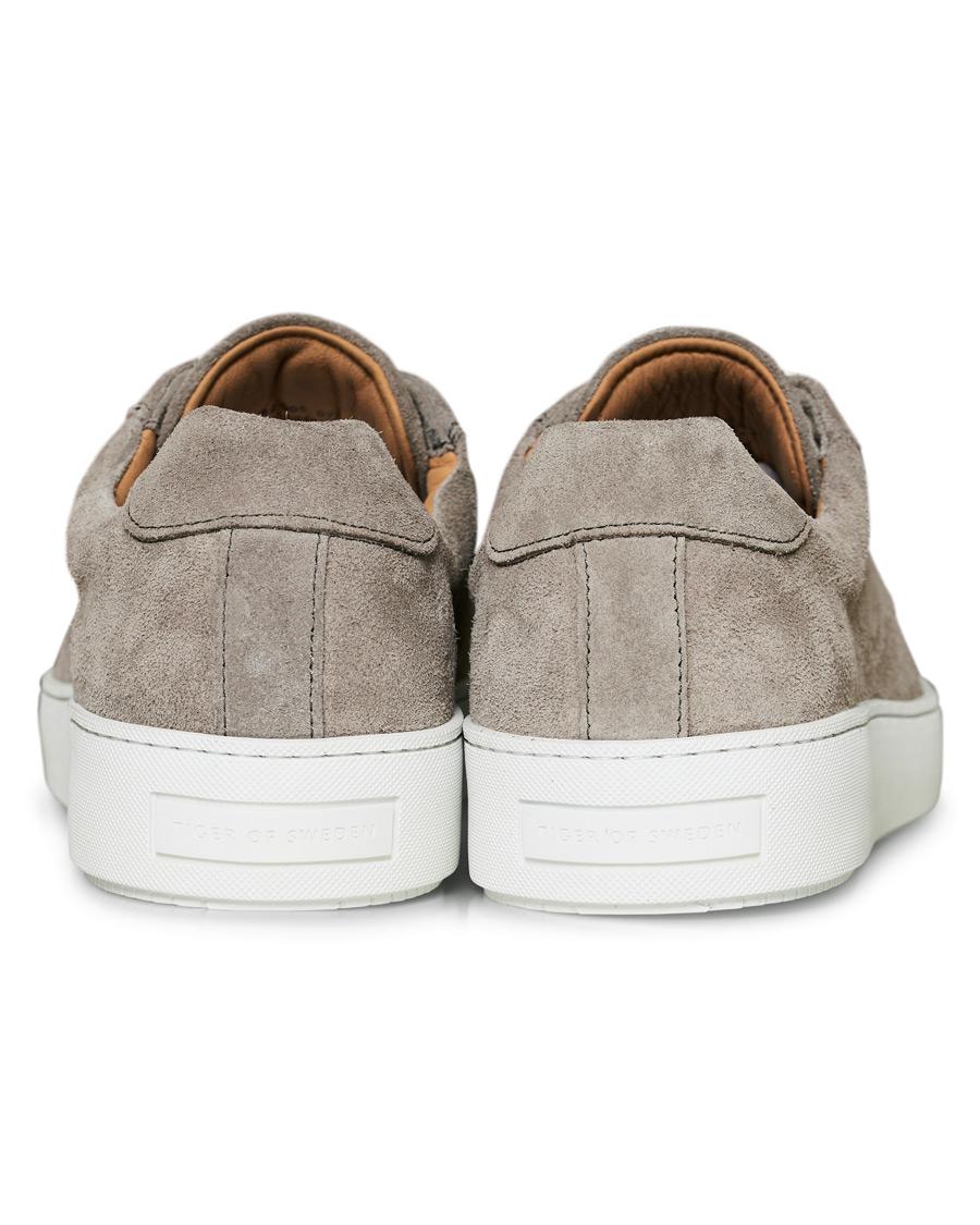 Tiger of Sweden Salas Sneaker Grey Suede 40