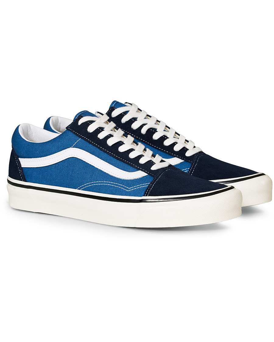 Vans Anaheim Old Skool 36 DX Sneaker Blue US7,5 EU40
