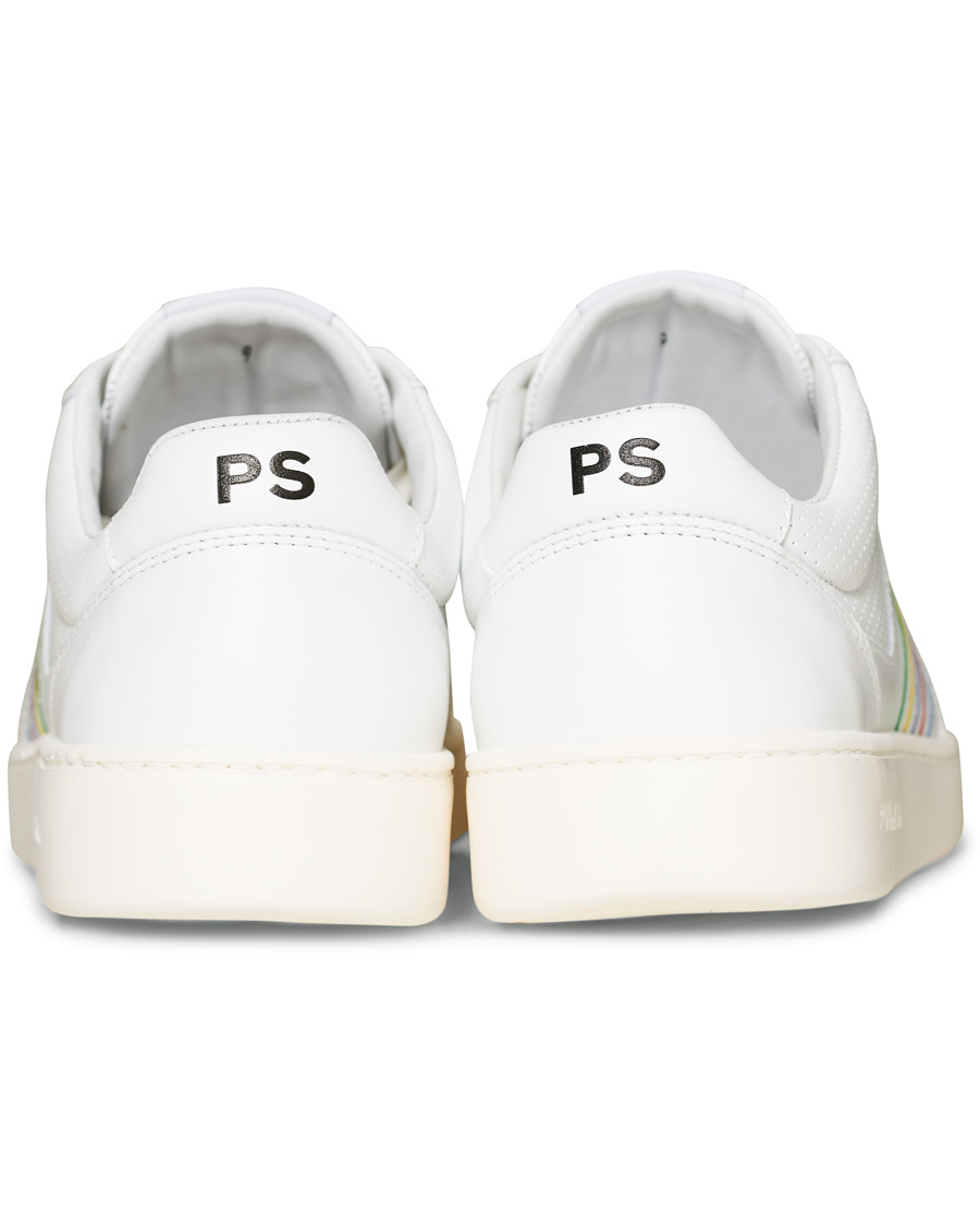PS Paul Smith Saturn B Ball Sneaker White hos CareOfCarl.no