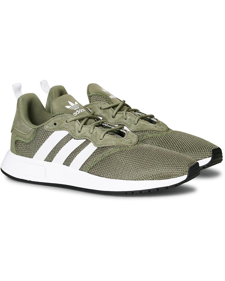 adidas Originals X_PLR Sneaker Green UK7 EU40 23