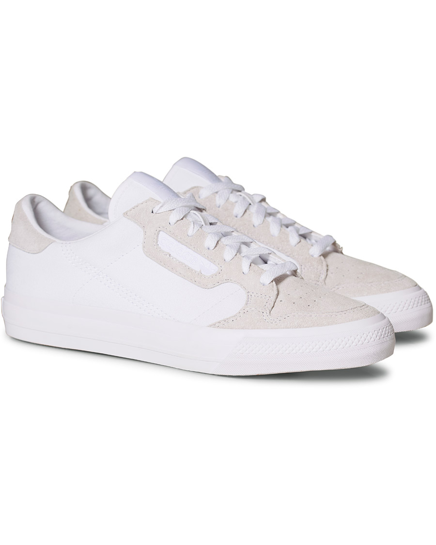 adidas Originals Continental Vulc Sneaker White UK7 EU40 23