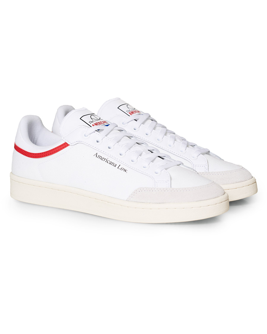 adidas Originals Americana Low Sneaker White UK7 EU40 23