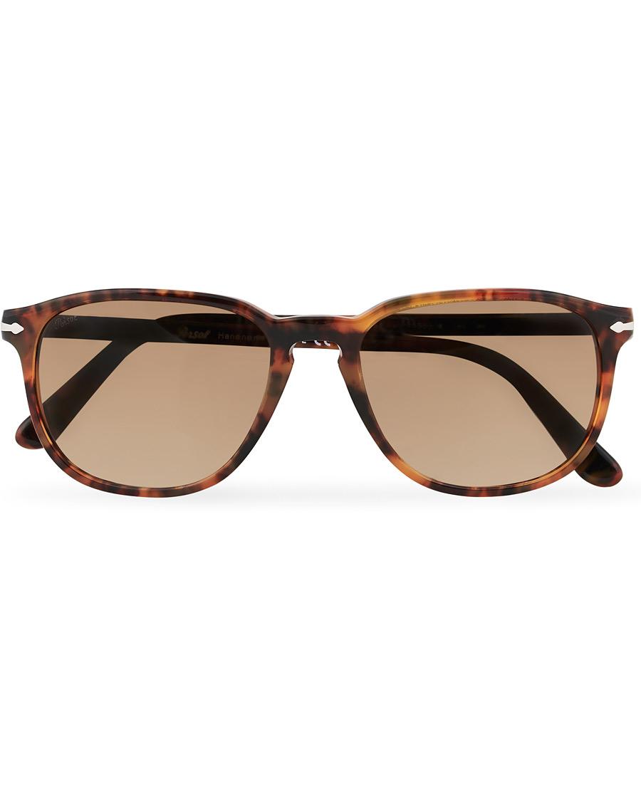 Persol 0PO3019S Sunglasses CaffeCrystal Brown Gradient