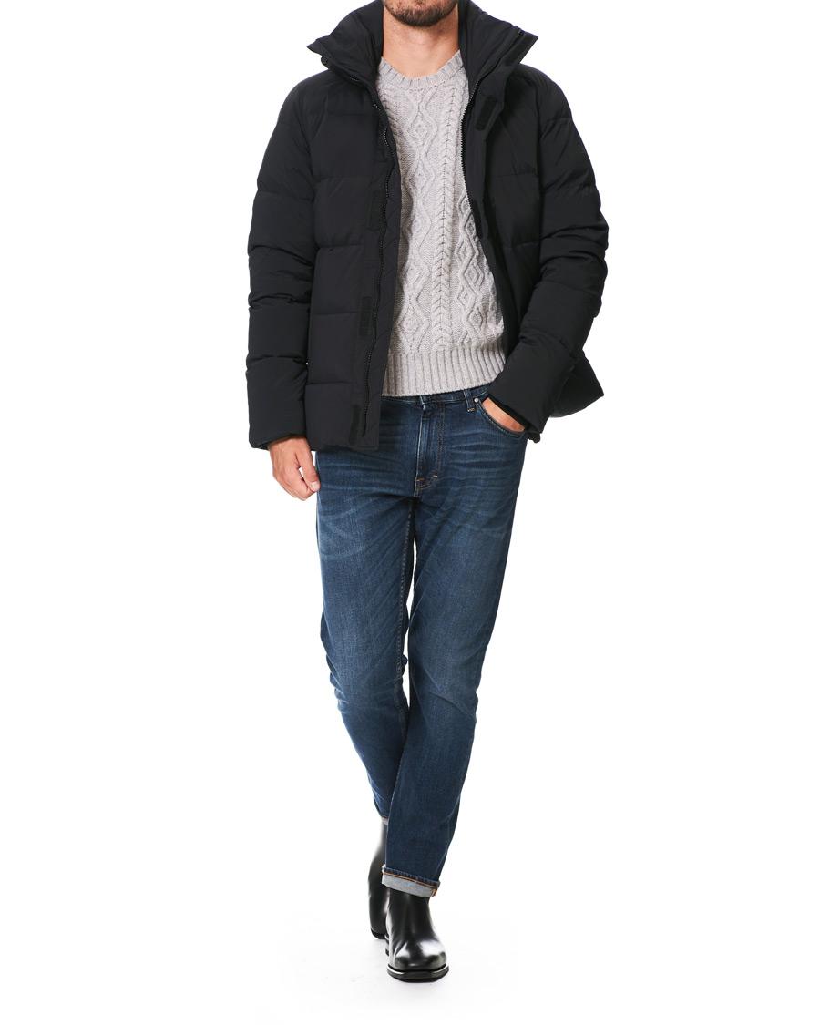 Barrell stretch dun jakke | J.Lindeberg