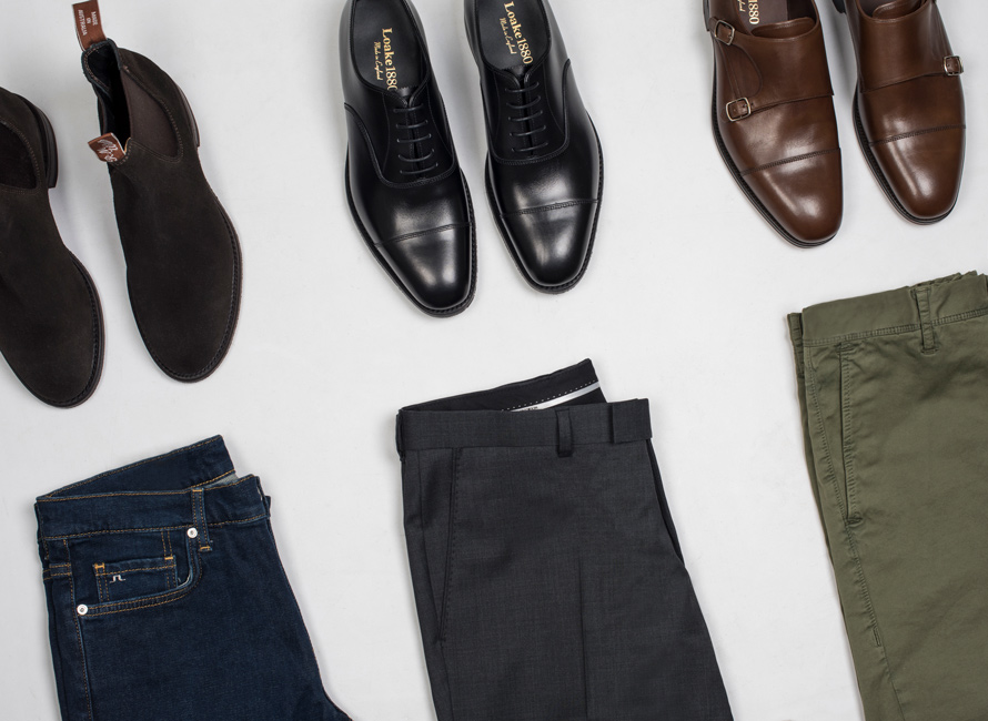 db7abdf0 Stiltips: Å matche sko og bukser | CareOfCarl.no