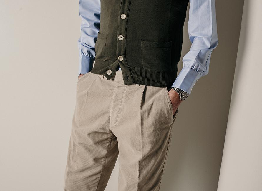 0c99d903 3 måter å kombinere bukser med legg   CareOfCarl.no